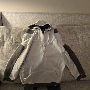 Gap pant and sweatshirt set